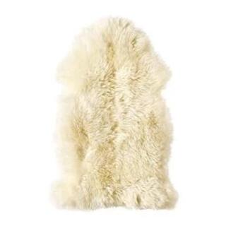 イケア(IKEA)の【未使用】IKEA ムートンファー 羊革 ルッテ(ラグ)