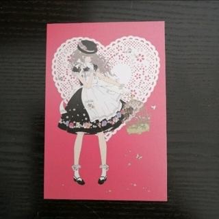 アンジェリックプリティー(Angelic Pretty)の今井キラ ポストカード(写真/ポストカード)