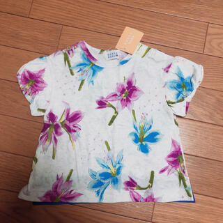 ハッカベビー(hakka baby)のNo59 ハッカベビーTシャツ トップス90cm(Tシャツ/カットソー)