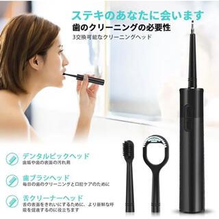 超音波歯清潔器 口腔洗浄器 電動歯クリーナー