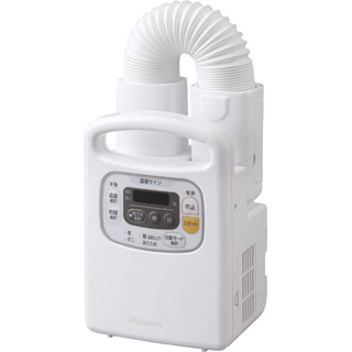 アイリスオーヤマ(アイリスオーヤマ)のアイリスオーヤマ ふとん乾燥機 カラリエ FK-C3-WP パールホワイト 新品(その他)