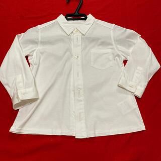 コムサイズム(COMME CA ISM)のコムサ シャツ 90cm(Tシャツ/カットソー)