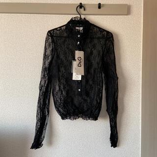 ドルチェアンドガッバーナ(DOLCE&GABBANA)の新品 ドルチェ&ガッバーナ トップス(Tシャツ(長袖/七分))