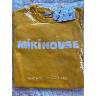 ミキハウス(mikihouse)の新品未開封!ミキハウス★ニット★110センチ★福袋★限定★セーター(ニット)