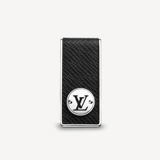 ルイヴィトン(LOUIS VUITTON)の【超美品】LOUIS VUITTON  マネークリップ(マネークリップ)