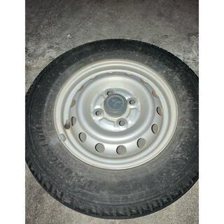 三菱 - 純正ミニキャブ用タイヤ ホイール以外新品