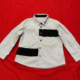 コムサイズム(COMME CA ISM)のコムサフォセット キッズ シャツ(Tシャツ/カットソー)
