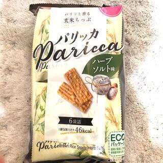 カメダセイカ(亀田製菓)のお菓子 パリッカ 亀田製菓(菓子/デザート)