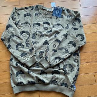 エフオーキッズ(F.O.KIDS)のメイクユアデイ 160cm カーキ(Tシャツ/カットソー)