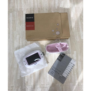 SONY - ソニー ワンセグ TV SONY XDV-W600(P)