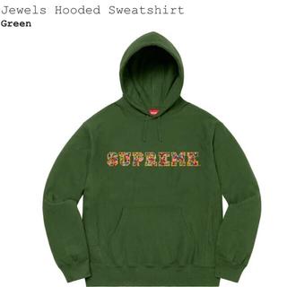 Supreme - supreme Jewels Hooded Sweatshirt パーカー