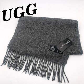 アグ(UGG)の【新品タグ付】UGG Australia マフラー 最高級 メリノウール100%(マフラー/ショール)