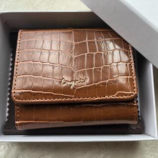 アングリッド(Ungrid)のアングリッド。三つ折り財布(財布)