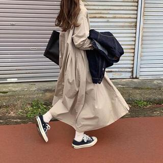 URBAN RESEARCH - fashiru フレアロングシャツ