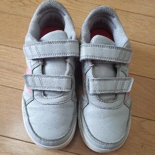 アディダス(adidas)のスニーカー 19センチ(スニーカー)