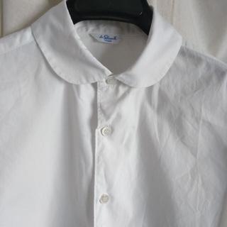 ルグラジック(LE GLAZIK)のmame-yokko様 Le glazik ルグラジックの丸襟シャツ ブラウス(シャツ/ブラウス(長袖/七分))
