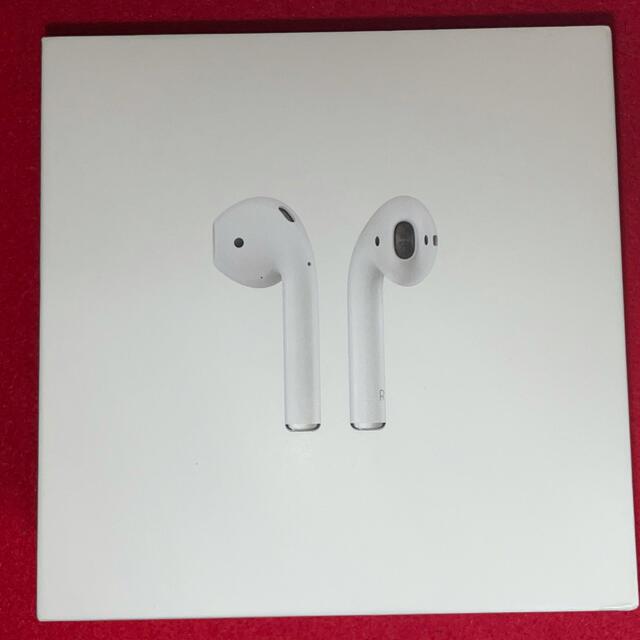 Apple(アップル)の✨正規品 Apple AirPods 第2世代 送料無料 スマホ/家電/カメラのオーディオ機器(ヘッドフォン/イヤフォン)の商品写真