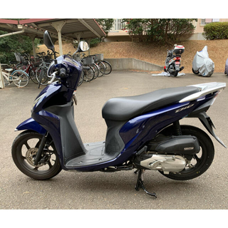 ホンダ(ホンダ)のDIO 110 Honda ワンオーナー(車体)