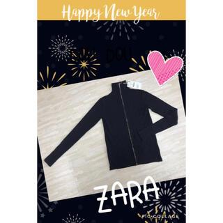 ZARA - 新品未使用品❤️レディース ZARA  カーディガン