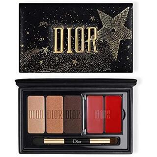 ディオール(Dior)のDior スパークリング クチュール アイ&リップ パレット(コフレ/メイクアップセット)