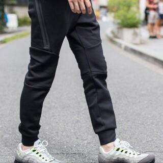 ナイキ(NIKE)の【中古】NIKE テックフリース ジョガーパンツ  メンズ Sサイズ(その他)