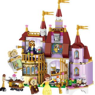 レゴ(Lego)の美女と野獣 LEGOと互換性ブロック(積み木/ブロック)