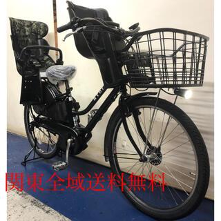 ブリヂストン ハイディー2 26インチ 3人乗り 12.8ah 電動自転車(自転車本体)