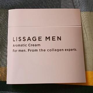 リサージ(LISSAGE)のリサージ メン アロマティッククリーム(ボディクリーム)