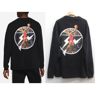 フラグメント(FRAGMENT)のナイキ NIKE JORDAN フラグメント FRAGMENT 新品 Tシャツ(Tシャツ/カットソー(七分/長袖))