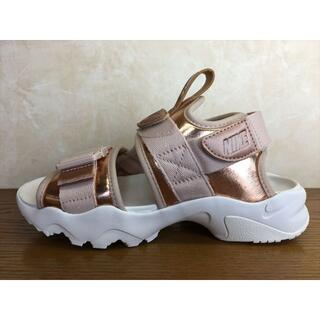 NIKE - ナイキ キャニオンサンダル 靴 サンダル 24,0cm 新品 (575)