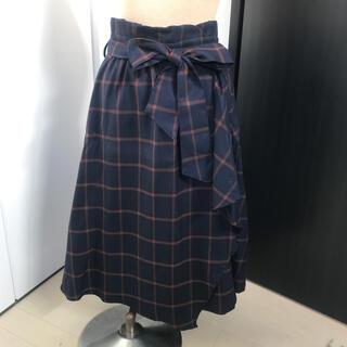 クイーンズコート(QUEENS COURT)のクイーンズコート QUEENS COURT スカート(ひざ丈スカート)