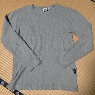 アルファ(alpha)のグレーロンT(Tシャツ/カットソー(七分/長袖))