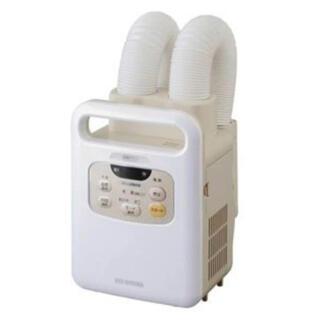 アイリスオーヤマ(アイリスオーヤマ)のアイリスオーヤマ 布団乾燥機 ツイン KFK-W1-WP 新品未使用未開封(衣類乾燥機)