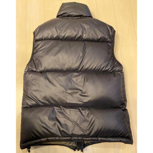 NANGA(ナンガ)のNANGA アーバンリサーチ ダウンベスト 美品 メンズのジャケット/アウター(ダウンベスト)の商品写真