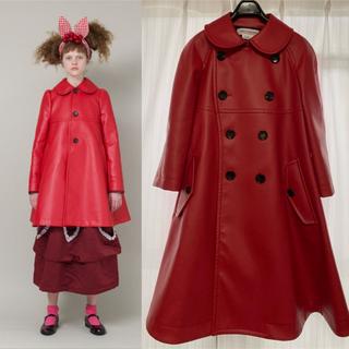 コムデギャルソン(COMME des GARCONS)の2019AW コムデギャルソンガール girl コート(ダッフルコート)