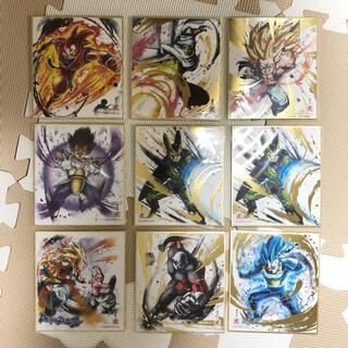 ドラゴンボール(ドラゴンボール)のドラゴンボール 色紙  アート セット DRAGON BALL(キャラクターグッズ)