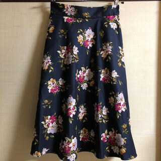Rope' Picnic - ロペピクニック 花柄スカート