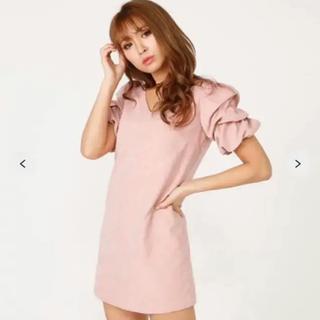 rienda - rienda ワンピース ピンク