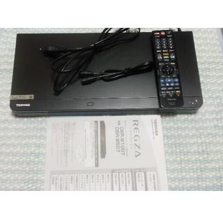 東芝 - 東芝 レグザ ブルーレイレコーダーDBR-W1007