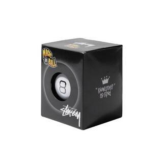 ステューシー(STUSSY)のStussy Magic 8 Ball Floater 新品未使用(キーホルダー)
