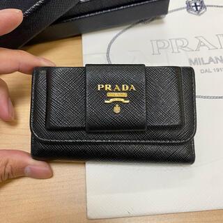 PRADA - プラダ キーケース リボン 財布 バッグ