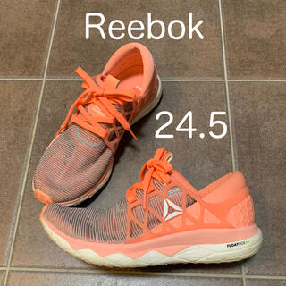 リーボック(Reebok)のReebok   ランニングシューズ 24.5(スニーカー)