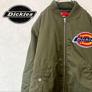 ディッキーズ(Dickies)の古着 dickies MA-1 ma1 ミリタリー ジャケット hn(フライトジャケット)