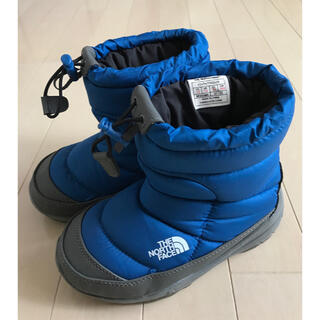 THE NORTH FACE - (送料込)THE NORTH FACEザノースフェイスキッズユースヌプシブーティ