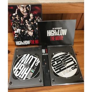 エグザイル トライブ(EXILE TRIBE)のHiGH&LOW THE MOVIE 豪華盤('16「HiGH&LOW」製作委…(日本映画)