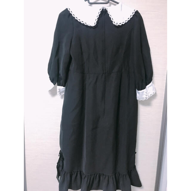 Angelic Pretty(アンジェリックプリティー)のlady's maid ワンピース レディースのワンピース(ひざ丈ワンピース)の商品写真