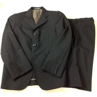 ミキハウス(mikihouse)のミキハウス フォーマルスーツ 濃紺 130 ★02YE01151069(ドレス/フォーマル)