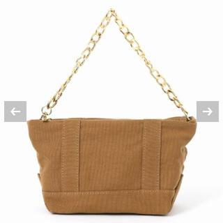 アパルトモンドゥーズィエムクラス(L'Appartement DEUXIEME CLASSE)のL'Appartement GOOD GRIEF Canvas bag (s)(トートバッグ)