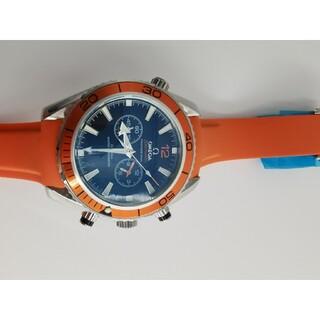 OMEGA - 国内現物  OMEGAオメガ シーマスター SS メンズ 腕時計