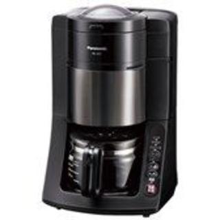 パナソニック(Panasonic)の新品未使用パナソニック NC-A57-K 沸騰浄水コーヒーメーカー (コーヒーメーカー)